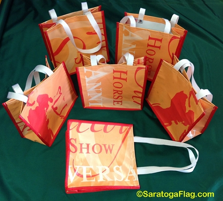 Custom Recycled Tote Bag From Old Vinyl Amp Nylon Banners