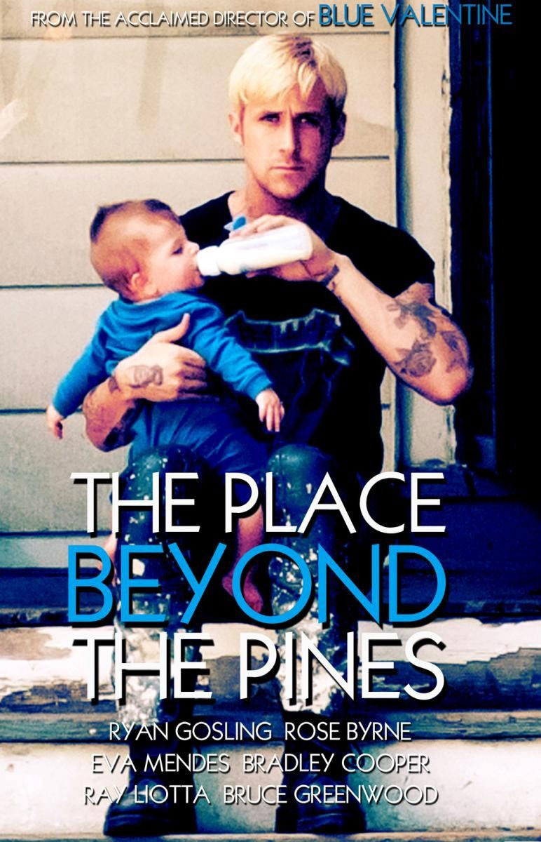 The Place Beyond The Pines movie