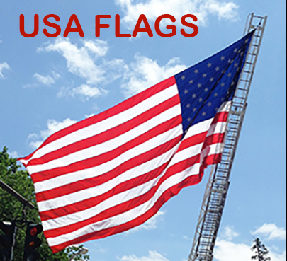USA FLAGS - FD