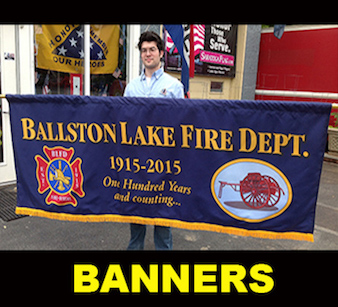 PARADE BANNERS & Accessories- FD