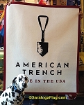 .AMERICAN TRENCH- Felt Banners