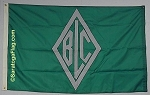 .BRANT LAKE CAMP- APPLIQUE Stitched Flag