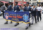 .FIRE DEPARTMENT OF NEW YORK CITY- Diversity Parade Banner
