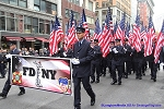 .FIRE DEPARTMENT OF NEW YORK CITY- Parade Banner