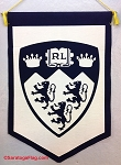 .POLO RALPH LAUREN Family Crest- Felt Display Banners
