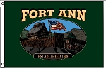 .FORT ANN Flag - 3x5ft Nylon