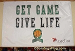.GET GAME GIVE LIFE- VINYL BANNERS - Numerous Sizes