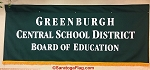 .GREENBURGH CENTRAL SCHOOL DISTRICT- Custom FELT BANNERS