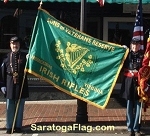 IRISH RIFLES_SONS OF VETERANS RESERVE FLAG