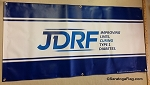 .JDRF- Custom VINYL BANNERS - Numerous Sizes