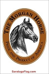 .MORGAN HORSE - Custom Banner