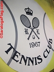 .POLO RALPH LAUREN TENNIS CLUB- Felt Display Banners