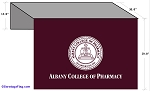.ALBANY COLLEGE OF PHARMACY- TABLE RUNNER - Digital Print