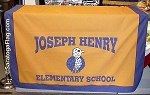 .JOSEPH HENRY ELEMENTARY SCHOOL- TABLE RUNNER - Digital Print