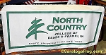 .NORTH COUNTRY COMMUNITY COLLEGE- TABLE RUNNER - Digital Print