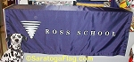 .ROSS SCHOOL- TABLE RUNNER - Poly Twill
