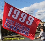 1999 West Division Champions - MLB Flag 5x8ft