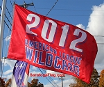 2012 American League Wildcard - MLB Flag 5x8ft