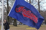 CLEVELAND INDIANS - Flag 6x10ft Double Sided