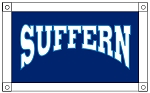 .SUFFERN- Custom FELT BANNERS