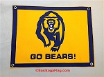 .University of California- Custom FELT BANNER