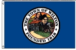 .TOWN OF WILTON Flag - 4x6ft Nylon