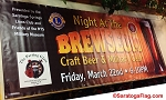 .Brewseum Banner Saratoga Springs Lions Club