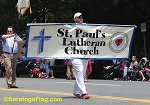 .CHURCH OF SAINT PAUL'S - Custom Vinyl Banner