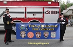 ..Custom PARADE BANNER - VINYL Fire Dept
