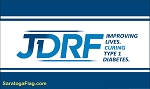 .JDRF- Custom STATIC CLING WINDOW DECALS