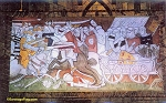 Painting- Backdrop - Medieval Battle- Camelot