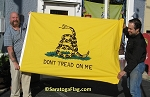 GADSDEN FLAGS - Imported