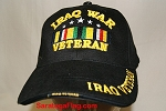 BALLCAP: IRAQ WAR VETERAN