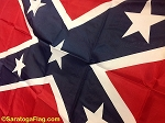 - CONFEDERATE FLAG- 3x5ft - Lightweight Poly- NIFDA WHOLESALE