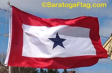 blue star service flag - photo #22