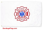EMS - FIRE RESCUE FLAG