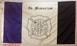 Mourning Flag- FIREMAN