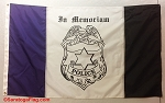 Mourning Flag- POLICE