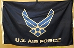 U.S. AIR FORCE FLAG (Wings)