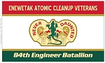 Sticker: Enewetak Atomic Cleanup Veterans