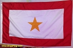 Gold Star Service Flag