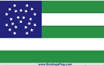 NYC Police Department Flag