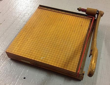 GBC Classiccut Ingento Maple Cutters