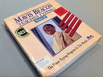 SOFTWARE- Mavis Beacon Teaches Typing -Macintosh