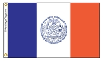 NYC Flag - New York City Seal