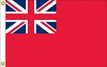 BRITISH RED ENSIGN Nautical FLAG