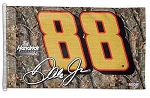 NASCAR- Dale Earnhardt Jr.  88- FLAG