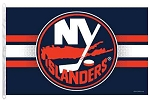 NEW YORK ISLANDERS- FLAG