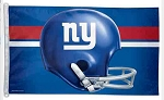 NEW YORK GIANTS- FLAG (Helmet)