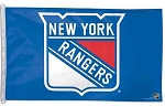 NEW YORK RANGERS- FLAG (Blue)